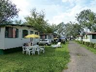 Aqua Camp Mobile Homes Aranypart - kempy