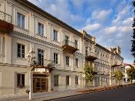 Hotel Praha - plná penze
