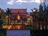 Hotel Anantara Hua Hin Snídaně