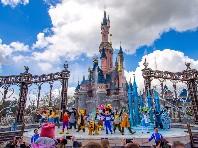 Pohádkový zájezd do Paříže a Disneylandu - Eiffelova věž, mo - disneyland