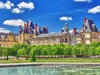 Paříž, Versailles, Vaux-le-Vicomte a nejkrásnější zámky na L - v září