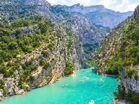 Putování kouzelnou provence - Marseille, Cannes, Monako - v listopadu