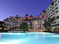 Sirene Belek Hotel - Golf Let - v říjnu