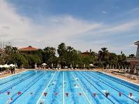 Sirene Belek Hotel - golfová škola pro děti - v říjnu