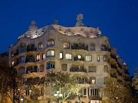 Hotel Ronda Lesseps - v prosinci