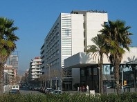 Eurohotel Diagonal Port - v prosinci
