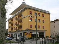 Hotel Ariston - letecky