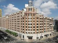 Shanghai Golden Tulip Bund New Asia Hotel - hotel