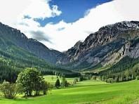 Mariazell a výstup na Burgeralpe - autobusem