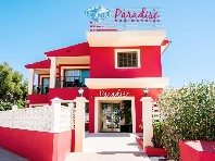 CO.NET Holiday Hotel Paradise - v listopadu