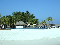 Bungalovy Velassaru Maldives - last minute letecky
