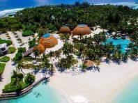 Vily Holiday Inn Resort Kandooma - letecky