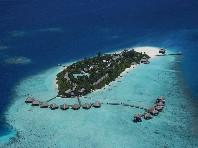Hotel Adaaran Club Rannalhi - Vodní Bungalovy - bungalovy
