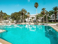 Hotel Bel Azur Thalasso & Bungalows - bungalovy