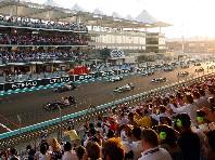Vstupenky na F1 - Velká cena Abú Dhabí 2019 - zimní dovolená