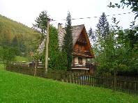 Chata Nýdek - Hluchová - v březnu