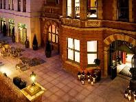 Hotel Dylan Snídaně