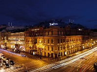 Hotel Radisson Royal St.Petersburg Snídaně last minute