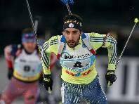 SP v Biatlonu - Oslo Holmenkollen 2020 - letecky