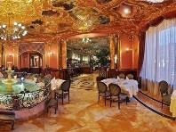 Hotel Savoy Moscow Snídaně