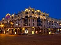 Hotel Metropol Snídaně
