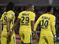 Vstupenky na PSG - Nantes - v prosinci