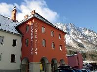 Apartmány Alpin Resort Erzberg - alpy