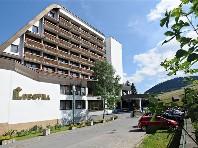 Hotel Ľubovňa - autem