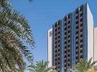 Hotel Sheraton Oman - v dubnu