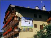 Hotel Dolomiti - v dubnu