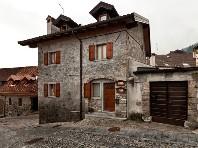 Apartmány Soldanella Albergo Diffuso Borgo Soandri - ubytování