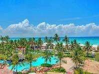 Hotel Crowne Plaza Resort Salalah - letecky all inclusive