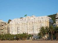 Hotel Copacabana Palace - Belmond Snídaně