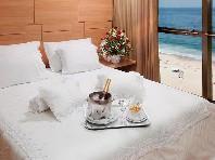 Hotel Arena Copacabana Snídaně