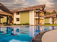 Hotel Kamili Beach Villa - levně