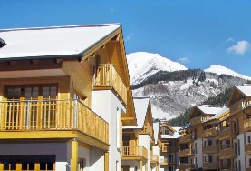 Apartmánový komplex Schönblick Mountain Resort