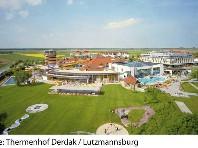 Hotel Thermenhof Derdak Snídaně