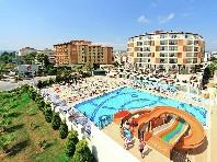 Hotel Arabella World - v květnu