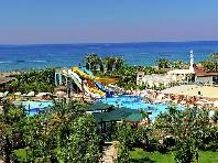 Hotel Funtazie Klub Belek Beach - v září