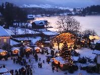 Advent u jezera Wolfgangsee - zájezdy