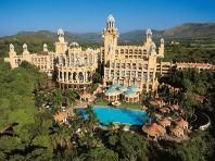 Hotel Palace Of The Lost City Snídaně