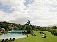 Arabella Western Cape Hotel & Spa Snídaně