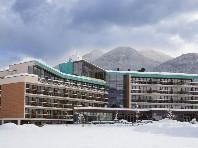 Bohinj Eco Hotel - v lednu