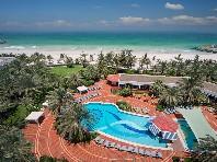 Ajman Hotel - v únoru