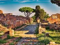 Památkový Řím s koupáním v Ostii - Last Minute a dovolená