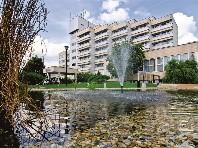 Hotel Hviezda - v dubnu