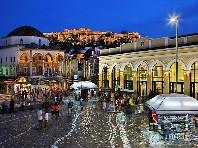 Athény - Easy Fly - luxusní dovolená