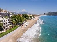 Floria Beach Hotel - letní dovolená