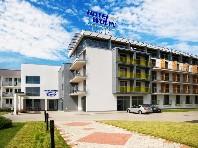 Hotel Wolin Miedzyzdroje - v říjnu