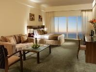 Ramada By Wyndham Beach Hotel Ajman - luxusní dovolená